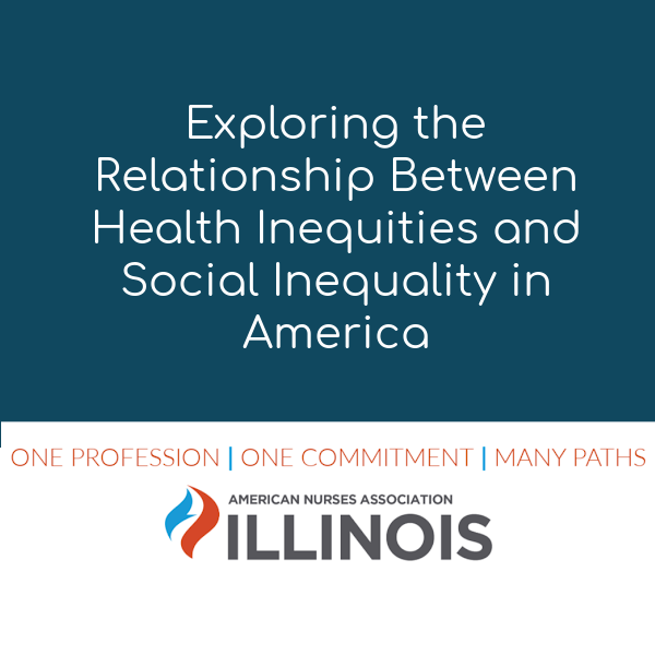 ON-DEMAND - Train the Trainer - Webinar 1 - Exploring the Relationship Between Health Inequities and Social Inequality in America