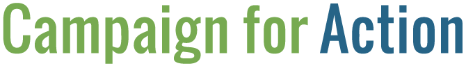 Campaign for Action logo