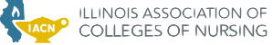 Illinois Association Colleges of Nursing logo