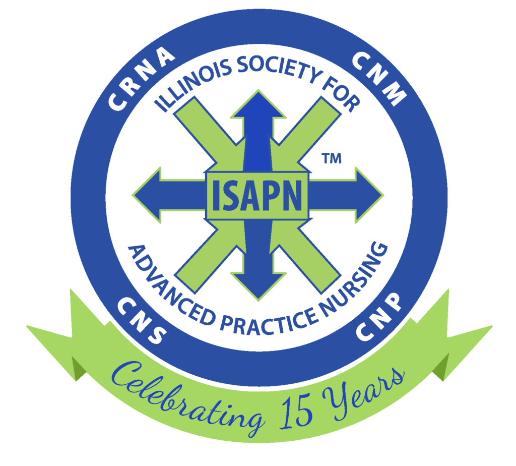Illinois Society for Advanced Practice Nursing logo