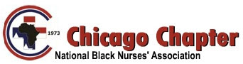 Chicago Chapter National Black Nurses Association logo