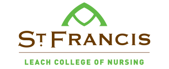 St. Francis College of Nursing logo