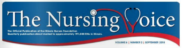 The Nursing Voice logo